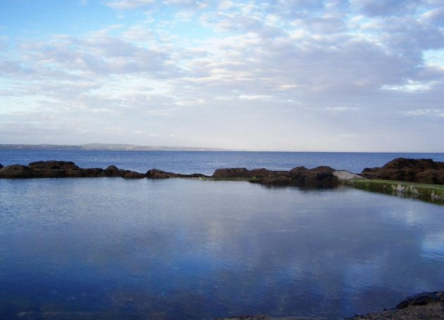 Pool in Mousehole