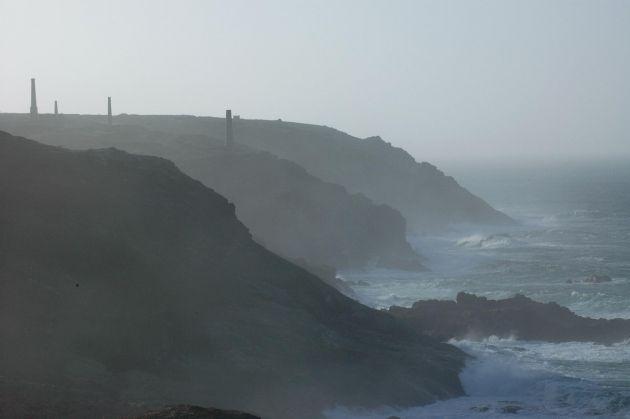 Pendeen Cliffs