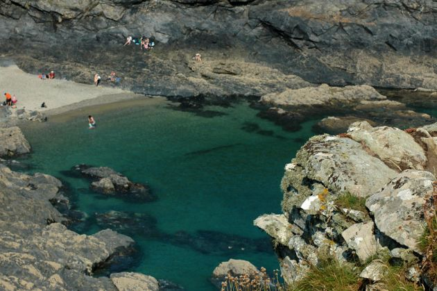 Pixies Cove near Prussia Cove