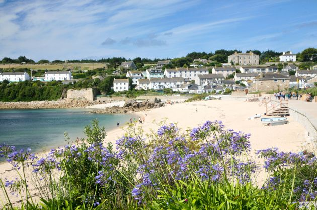 Isles Of Scilly accommodation