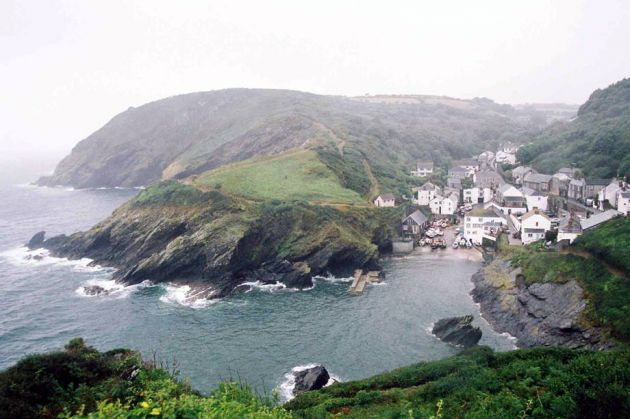 Portloe accommodation