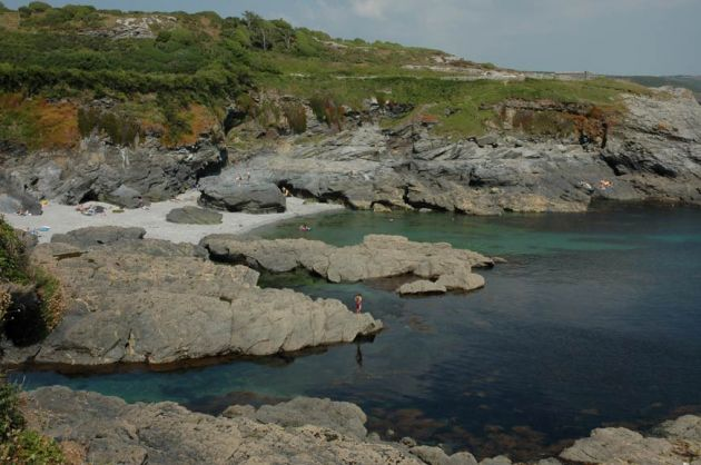 Prussia Cove - Summer