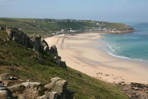 Whitesand Bay - Sennen Beach