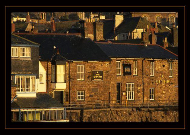 Ship Inn, Mousehole