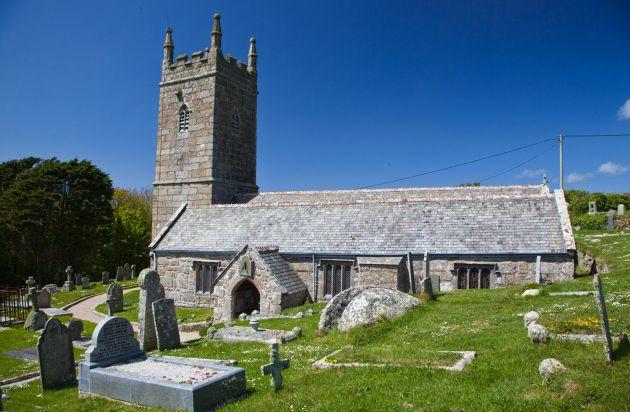 St Levan Church