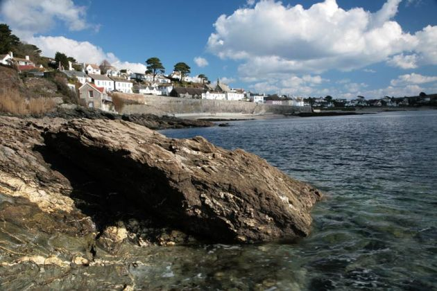 St Mawes from the Waterside