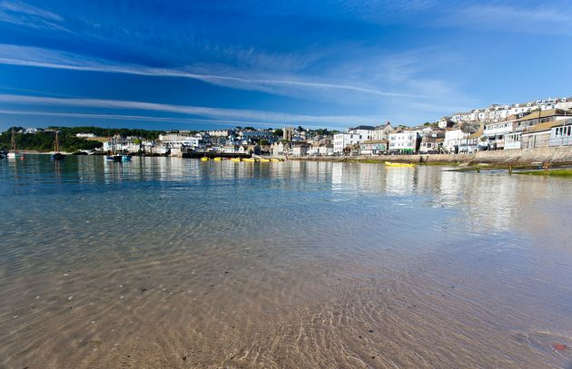 Saint Ives Harbour