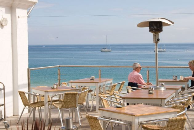 Alfresco Dining - St Ives