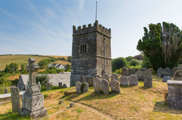 St Tallanus Church - Talland