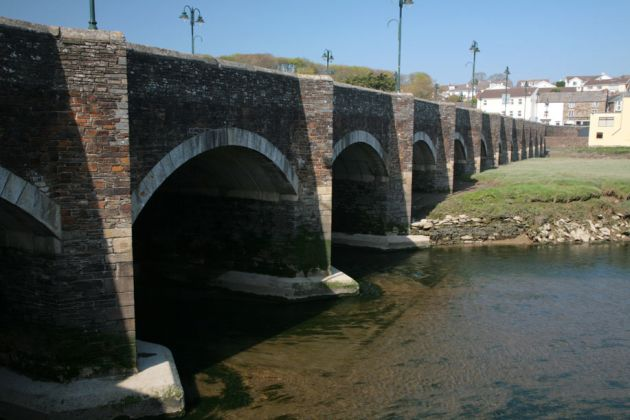 Wadebridge Bridge