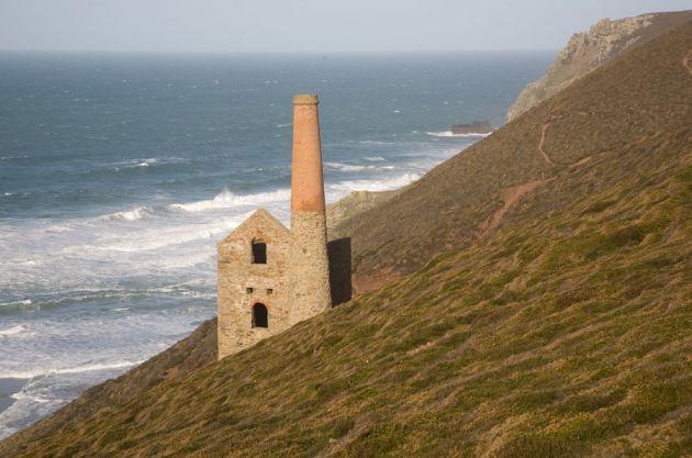 Wheal Coates - Towanroath Engine House