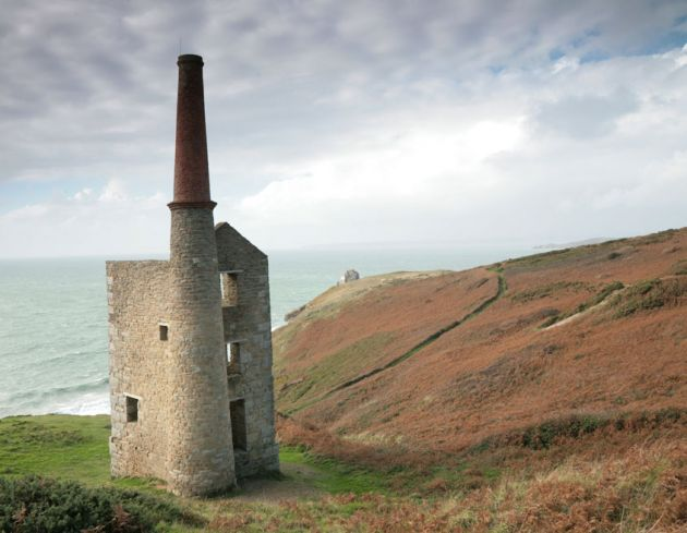 Wheal Prosper Engine House