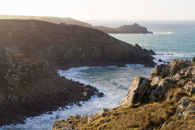 Pendour Cove - Zennor
