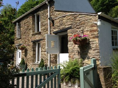 Bill's Barn Cottage Perranporth Cornwall