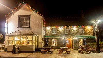 King Arthur's Arms Inn Tintagel