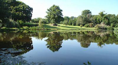 Bonython Manor - First Lake