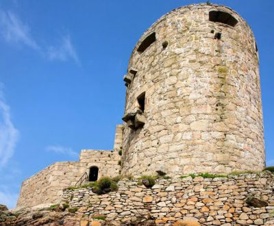 Cromwell's Castle - Tresco, Scilly