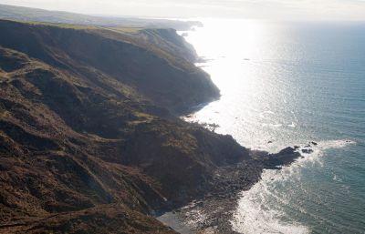 High Cliff - Cornwall