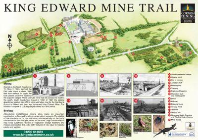 King Edward Mine Trail