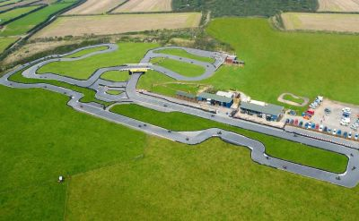 St Eval Karting track