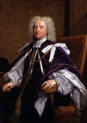 Bishop John Trelawny