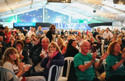 Falmouth Oyster Festival events