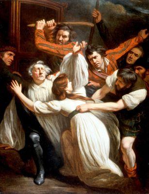 The Death of Archbishop Sharp - John Opie