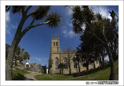 Church od St Mary the Virgin, Penzance