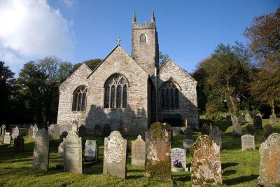 St Nonna Church - Altarnun