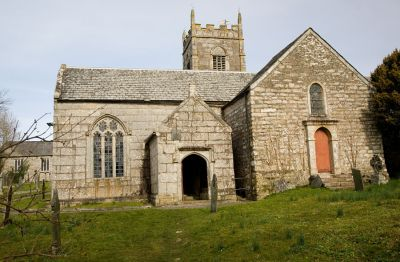 Saints Hyacinth and Protus Church - Blisland