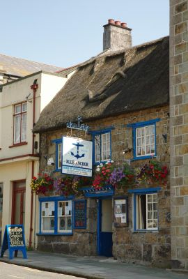 The Blue Anchor - Helston