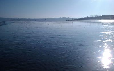 Longrock Beach - Low Tide