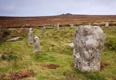 Tregeseal East Stone Circle