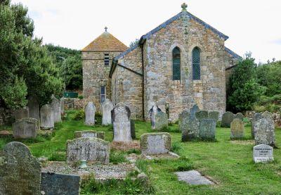 All Saints' Church, Bryher, Scilly
