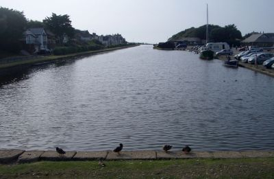 Bude Canal View