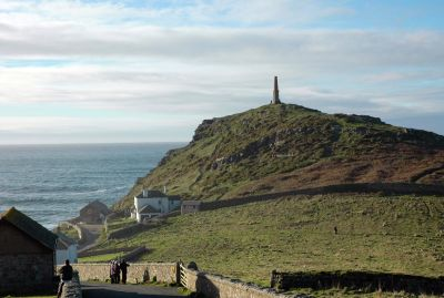 Cape Cornwall nr St Just