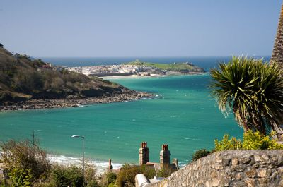 The View from Carbis Bay