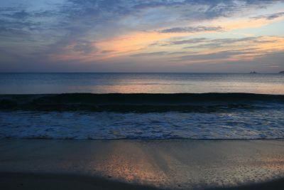 Carbis Bay at Dawn