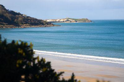 Carbis Bay Beach View