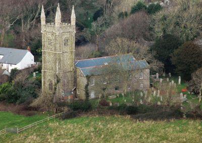 St Euny's Church nr Redruth