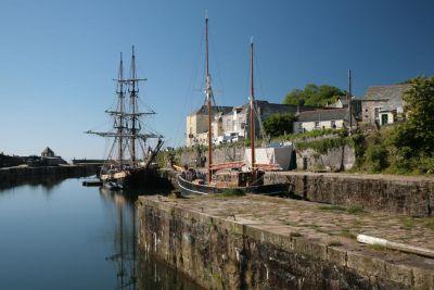 Sailing Ships - Charlestown
