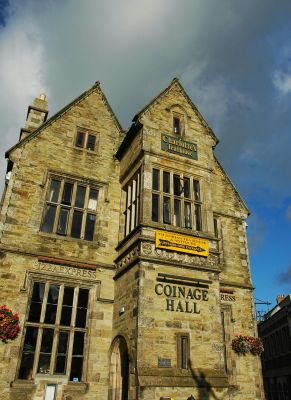 Coinage Hall Truro