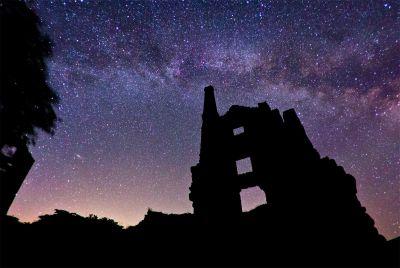 Cornwall Night Sky