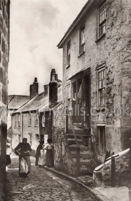 The Digey - St Ives, early 1900s