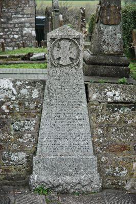Dolly Pentreath Memorial - Paul