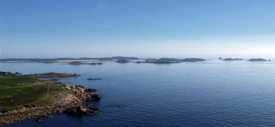 The Eastern Isles - Isles of Scilly