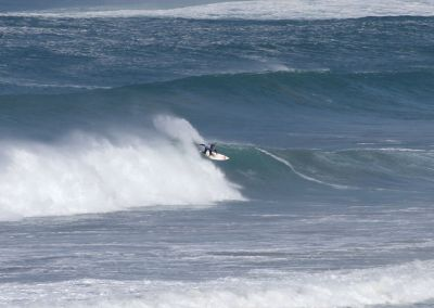 Egor Harris - Goldrush Big Wave Contest