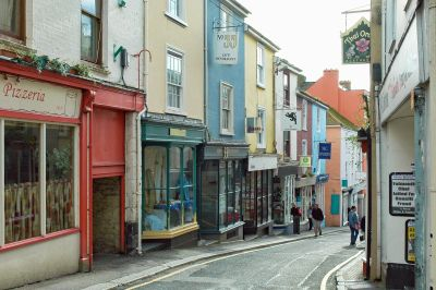 High Street - Falmouth