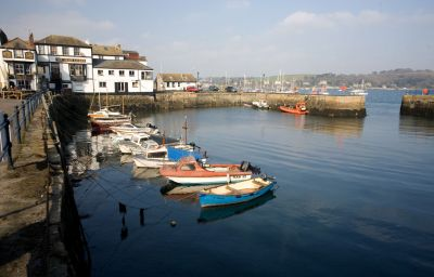 Custom House Quay - Falmouth
