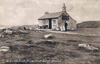 First and Last House - Land's End